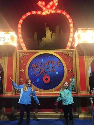 Carolyn attended Big Apple Circus - Lincoln Center on Jan 17th 2020 via VetTix