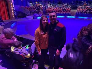 Brent attended Big Apple Circus - Lincoln Center on Jan 17th 2020 via VetTix