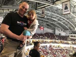 Eric attended Hershey Bears vs. Cleveland Monsters on Jan 11th 2020 via VetTix
