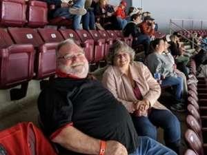 Brenda S. attended Hershey Bears vs. Cleveland Monsters on Jan 11th 2020 via VetTix