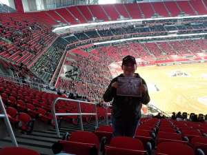 Vincent attended Monster Jam on Feb 23rd 2020 via VetTix