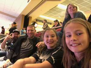 Justin attended Arizona Coyotes vs. Pittsburgh Penguins - NHL on Jan 12th 2020 via VetTix