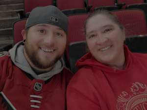 Travis attended Arizona Coyotes vs. Pittsburgh Penguins - NHL on Jan 12th 2020 via VetTix