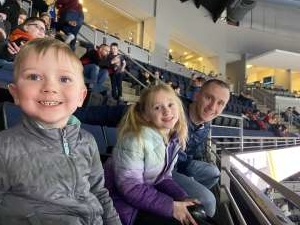 Caleb R.  attended Monster Jam on Mar 6th 2020 via VetTix