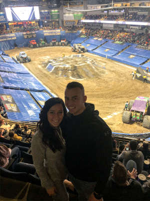 Troy attended Monster Jam on Mar 6th 2020 via VetTix