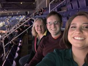 Alesia attended Phoenix Suns vs. Charlotte Hornets - NBA on Jan 12th 2020 via VetTix