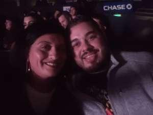 Sandra attended Nas X Wu Tang Clan + Too Short on Feb 21st 2020 via VetTix