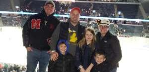 Robert Lance attended Grand Rapid Griffins vs. Rockford IceHogs - AHL on Jan 17th 2020 via VetTix
