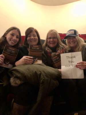 Carol attended An Evening With Little Big Town on Jan 16th 2020 via VetTix