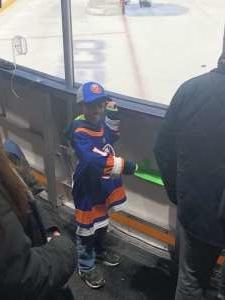 Frank attended New York Islanders vs. Detroit Red Wings - NHL on Jan 14th 2020 via VetTix
