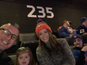 Dan attended New York Islanders vs. Detroit Red Wings - NHL on Jan 14th 2020 via VetTix