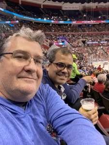 J Todd attended Florida Panthers vs. Los Angeles Kings - NHL on Jan 16th 2020 via VetTix