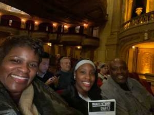 John  attended Mandy Patinkin in Concert: Diaries With Adam Ben-david on Piano on Jan 23rd 2020 via VetTix