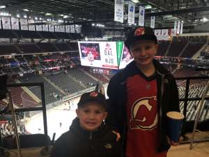Ryan attended New Jersey Devils vs. Nashville Predators - NHL on Jan 30th 2020 via VetTix