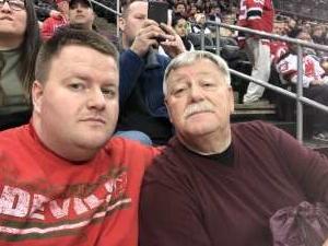 Gregory attended New Jersey Devils vs. Nashville Predators - NHL on Jan 30th 2020 via VetTix