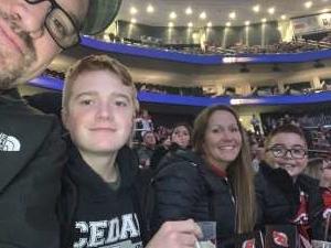 Sean attended New Jersey Devils vs. Nashville Predators - NHL on Jan 30th 2020 via VetTix