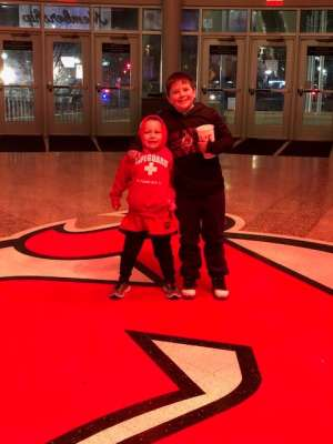Kelly attended New Jersey Devils vs. Nashville Predators - NHL on Jan 30th 2020 via VetTix