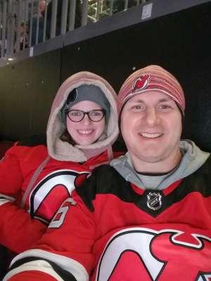 Michael attended New Jersey Devils vs. Nashville Predators - NHL on Jan 30th 2020 via VetTix