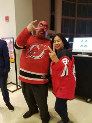 Charles attended New Jersey Devils vs. Nashville Predators - NHL on Jan 30th 2020 via VetTix