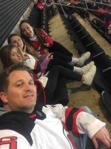 Matt attended New Jersey Devils vs. Nashville Predators - NHL on Jan 30th 2020 via VetTix