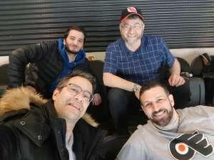 Jason attended New Jersey Devils vs. Nashville Predators - NHL on Jan 30th 2020 via VetTix