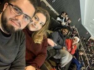 Ignacio attended New Jersey Devils vs. Nashville Predators - NHL on Jan 30th 2020 via VetTix
