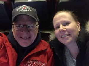Tmal attended New Jersey Devils vs. Nashville Predators - NHL on Jan 30th 2020 via VetTix