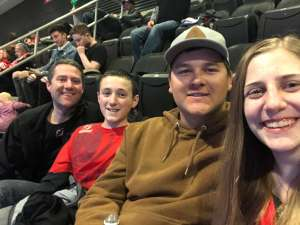 Scott attended New Jersey Devils vs. Nashville Predators - NHL on Jan 30th 2020 via VetTix