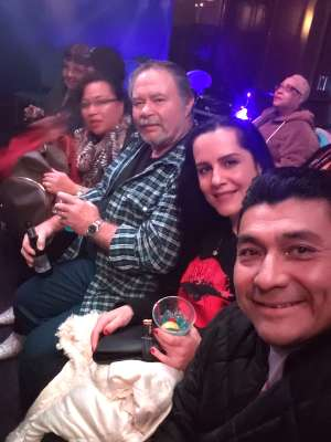 Gabriel attended Delirious Comedy Club on Feb 15th 2020 via VetTix