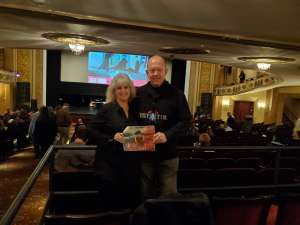 Stew attended The Orchestra on Jan 24th 2020 via VetTix