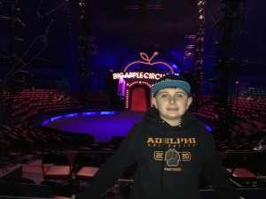 Robert attended Big Apple Circus - Lincoln Center on Jan 18th 2020 via VetTix