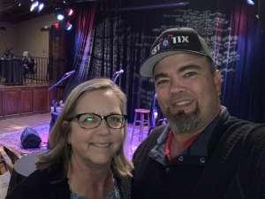 Jack attended Bettman and Halpin - Folk Americana on Jan 24th 2020 via VetTix