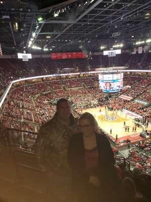 John attended Ohio State Buckeyes vs. Rutgers Scarlet Knights - NCAA Men's Basketball on Feb 12th 2020 via VetTix