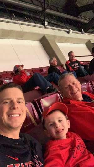 Robert attended Ohio State Buckeyes vs. Rutgers Scarlet Knights - NCAA Men's Basketball on Feb 12th 2020 via VetTix