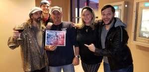 Devin attended Fresh Drunk Stoned Comedy Tour on Feb 16th 2020 via VetTix