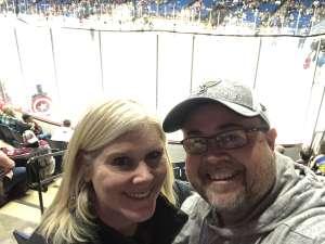 Michael attended Tulsa Oilers vs Kalamazoo Wings - ECHL on Jan 24th 2020 via VetTix
