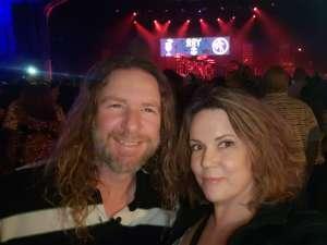 Dawn  attended Yacht Rock Revue on Mar 7th 2020 via VetTix