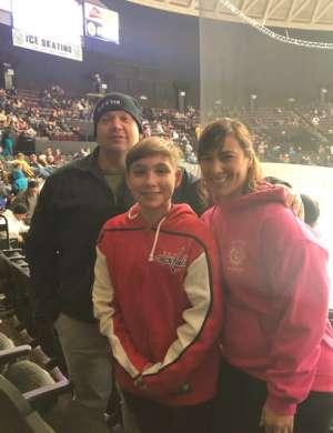 Jesse B attended Norfolk Admirals vs. South Carolina Stingrays on Feb 12th 2020 via VetTix