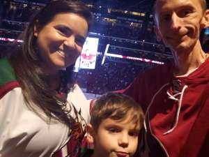 Ryan attended Arizona Coyotes vs. New York Islanders - NHL on Feb 17th 2020 via VetTix