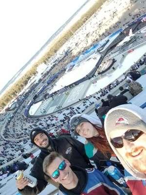 Sarah attended 2020 Navy Federal Credit Union NHL Stadium Series - Los Angeles Kings vs. Colorado Avalanche on Feb 15th 2020 via VetTix