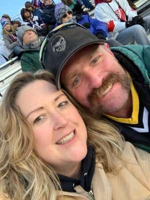 Jason attended 2020 Navy Federal Credit Union NHL Stadium Series - Los Angeles Kings vs. Colorado Avalanche on Feb 15th 2020 via VetTix