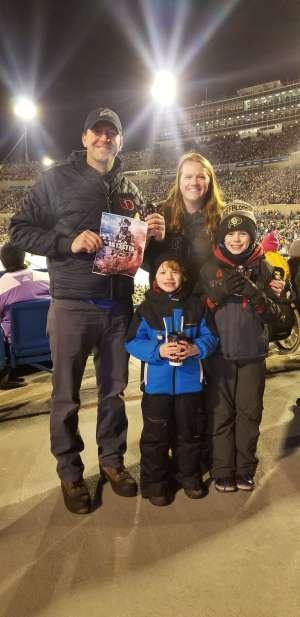 Tyler attended 2020 Navy Federal Credit Union NHL Stadium Series - Los Angeles Kings vs. Colorado Avalanche on Feb 15th 2020 via VetTix