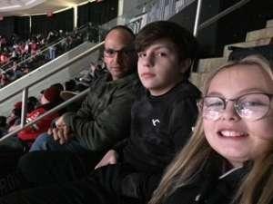 Bill B. attended New Jersey Devils vs. Los Angeles Kings - NHL on Feb 8th 2020 via VetTix