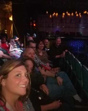 Bethannie attended Delirious Comedy Club on Feb 21st 2020 via VetTix