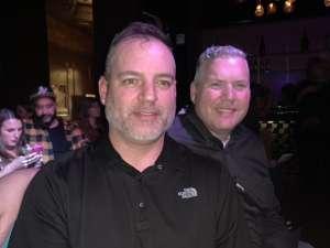 Michael attended Delirious Comedy Club on Feb 21st 2020 via VetTix