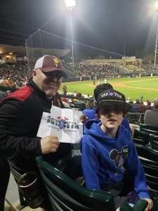 Robert attended Arizona State University Sun Devils vs. Oklahoma State Cowboys - NCAA Baseball on Feb 18th 2020 via VetTix