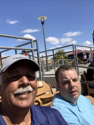 Steve Herrera attended Chicago White Sox vs. Kansas City Royals - MLB ** Spring Training ** Reserved Seating on Mar 8th 2020 via VetTix