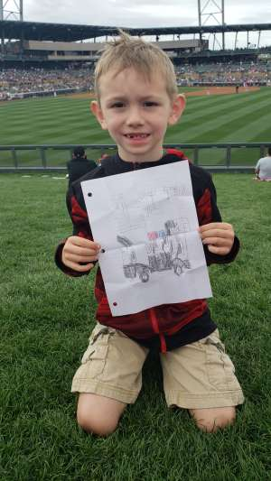 Eli attended Colorado Rockies vs. Cincinnati Reds - MLB ** Spring Training ** Lawn Seats on Mar 10th 2020 via VetTix