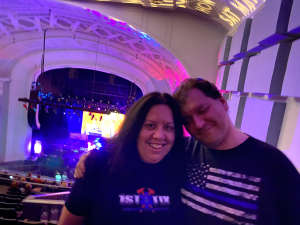 Tami Jean attended Duel of the Decades: 70's vs. 80's - 2020 Tournament Edition on Feb 28th 2020 via VetTix