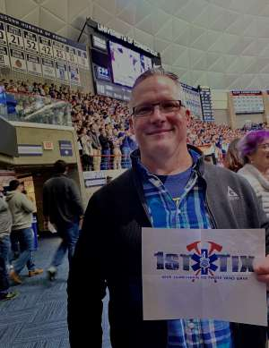 Chris attended University of Connecticut vs. Houston - NCAA Men's Basketball on Mar 5th 2020 via VetTix